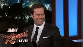 Bill Hader's Most Obscure Impressions