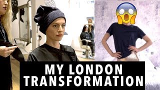 My London Hair and Fashion Makeover   Sorelle Amore