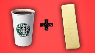 Butter Coffee Taste Test
