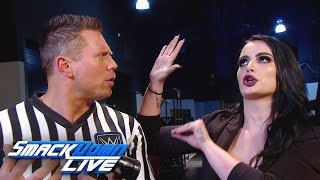 Asuka and The Miz have demands for Paige: SmackDown LIVE, June 12, 2018