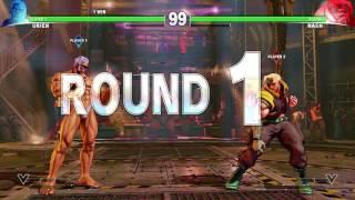 SFV - LR4: Nakadashi (Urien) vs. Disigma (Nash) - Fight Night #49