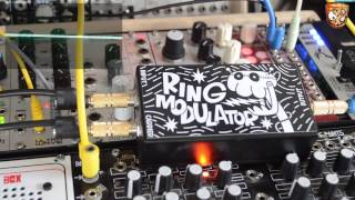 Nervous Squirrel - Ring Modulator