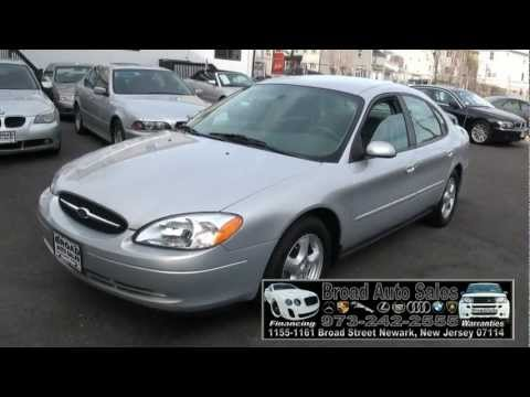 2003 Ford Taurus SE Auto Review