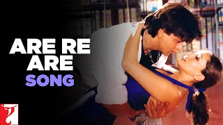 Are Re Are Song | Dil To Pagal Hai | Shah Rukh Khan | Madhuri Dixit