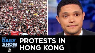 Victory for Hong Kong's Protesters, a Huge Cocaine Bust & Trump