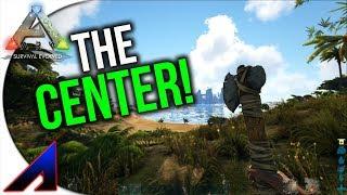 The Beach | Solo The Center PVP  | ARK: Survival Evolved | Ep1