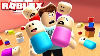 ADOPTING EVERY KID IN ADOPT ME! | Roblox Adventures