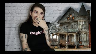 The Creepy House - STORY TIME