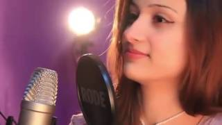 Worlds Most Beautiful Girl Sing this Romantic Song
