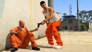 BRAQUAGE FINAL PRISON