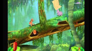 Disney's Tarzan - Walkthrough - Part 1: Welcome to the Jungle