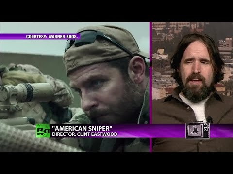 Duncan Trussell on 'American Sniper' MSM Lies & Buddhism