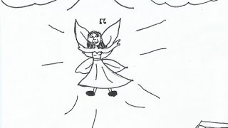The angel who fell from the sky | stories for children