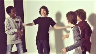 Finn Wolfhard World Class Dance Moves Compilation
