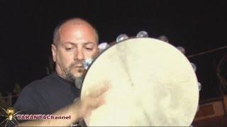 Taranta, Pizzica - Salvatore Crudo - Assolo di Tamburello