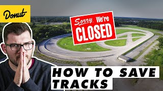 How To Save Racetracks | WheelHouse