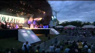 Benny Dayal & Blaaze Performance in AR Rahman Show,Sydney,2010