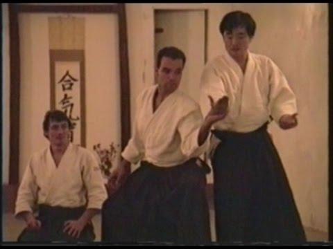 Aikido - Kobayashi Sensei - 1994