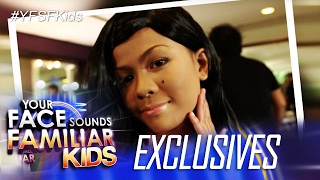 Your Face Sounds Familiar Kids Exclusive: Celebrity Kid Performers' transformation into icons Week 5