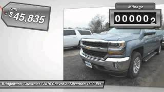 2016 Chevrolet Silverado 1500 East Bridgewater NJ GZ151933
