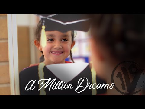 A Million Dreams from The Greatest Showman Soundtrack Cover by One Voice Children s Choir