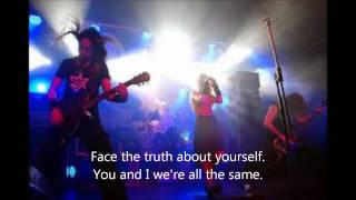 UnSun- Face The Truth ( Lyrics )