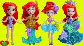 Disney Princess Fashion Show with LOL Surprise Pets
