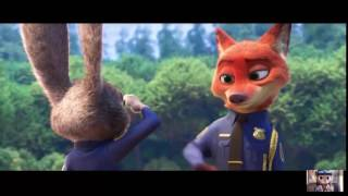 Zootopia - Nick and Judy Best Moments