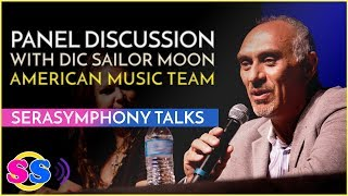 [PANEL] 2017 DiC Sailor Moon Songwriters | SeraSymphony