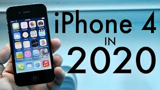 iPhone 4 In 2020! (Still Worth It?) (Review)