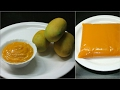 How to store Aamras for the entire year - Aamras recipe - Aamras recipe in Hindi