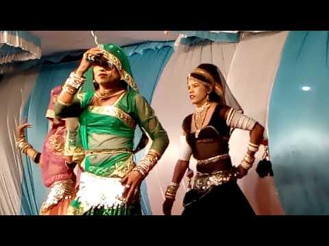 Xxx Mp4 श्री तेजाजी महाराज कथा में हेला पे हेलो देऊ डांसर रानु मुकुट प्रेम का शानदार Dance 3gp Sex