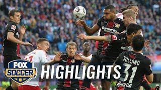 RB Leipzig vs. Bayer Leverkusen   2018-19 Bundesliga Highlights