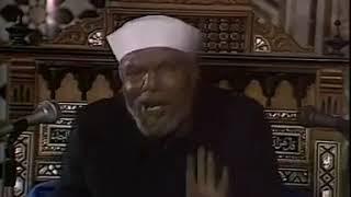 """خواطر الشيخ محمد متولي الشعراوي الحلقه 10 """"سورة طه الجزء السابع"""""""