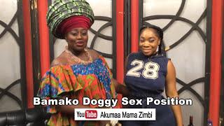 Bamako Doggy Sex Position with Moesha Boduong