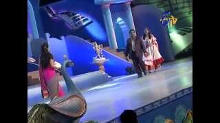 Swarabhishekam - Mano & Malathi Performance - Nootokka Jillalo ledandi Song - 22nd June 2014