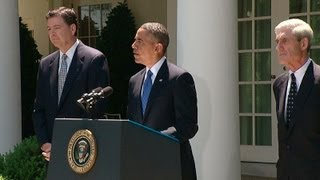 President Obama Makes a Personnel Announcement