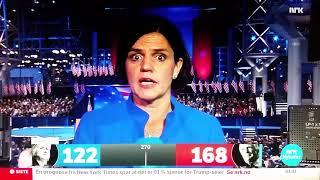 Tove Bjørgaas USA-valget 2016