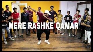 """MERE RASHKE QAMAR"" | DANCE VIDEO | BAADSHAHO | NUSRAT FATEH ALI KHAN | DJ CHETAS REMIX"