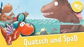 Quatsch & Spaß mit Kokosnuss Teil 1 – Mini Abenteuer – Hörspiel – Lernen – Schimpfschule