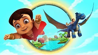Team Super Bheem and Sky Dragon