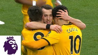 Diogo Jota shows skill, control with goal for Wolves against Newcastle | Premier League | NBC Sports