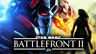 Star Wars Battlefront 2 - NEW SINGLE PLAYER DETAILS!  Vehicle Classes and More Multiplayer Info!