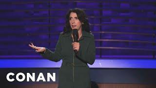 Giulia Rozzi: Social Media Is The New Bar Hopping - CONAN on TBS