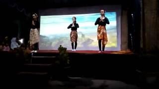 Tari Tradisional Dan Modern Dance Paingan