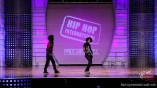 LES TWINS 2012 World Hip Hop Dance Championship   YouTube