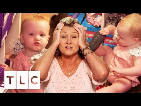 Xxx Mp4 Grandma Mimi Can 39 T Control The Quintuplets Shoe Shopping Outdaughtered S2 Episode 5 3gp Sex