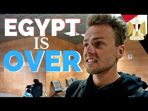 I HAD TO LEAVE EGYPT مصر المغرب