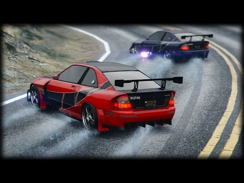 GTA 5 ONLINE - TOP 5 *BEST* DRIFTING CARS - Best Cars Used For Drifting *EPILEPSY WARNING*