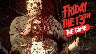 Friday The 13th The Game Gameplay German - Der Pechvogeleffekt